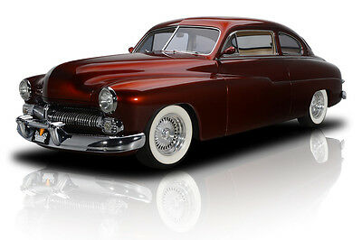 1950 Mercury Coupe  Body Off Built Coupe EFI LS1 V8 4L60E 4 Speed Automatic PS A/C Leather