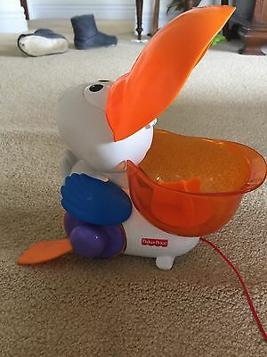 Fisher Price Pull along duck