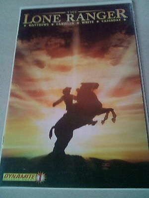 The Lone Ranger , No.1. Dynamite Comics 2Nd. Print Varient , 2006 .*u.k.auction
