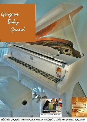 Baby Grand Piano Best Ebay Offer