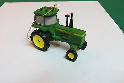 John Deere Tractor Ornament without Box Used