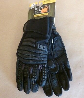 5.11 Tactical Series 59353 Atac Hunting Gloves High Impact Protection Small S
