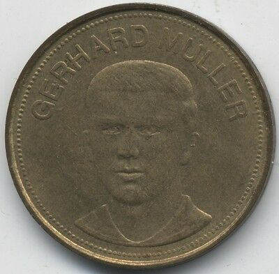1969 Gerhard Muller Shell Token***Collectors***Scarce***