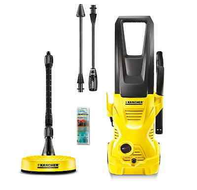 Pressure Washer - Karcher K2  Electric Home Air Cooled Jet Wash Washer Water New