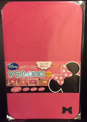 Tokyo Disney Kitchen Minnie Mouse Cutting Board - made in Japan