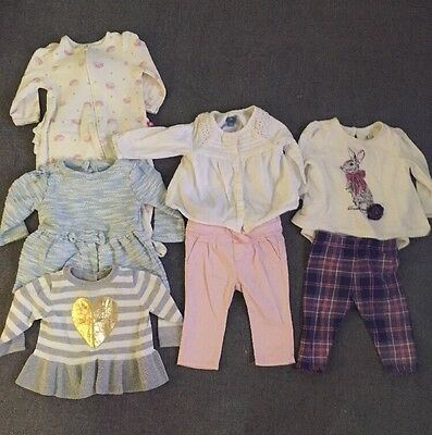 GAP Baby Girl Clothes Bundle 3-6 Months