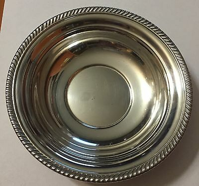 Gorham Sterling Silver Bowl Candy/Nut Dish 337