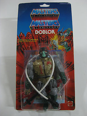 Masters Of The Universe-Doblor-Motu He Man-New-1988 Mattel