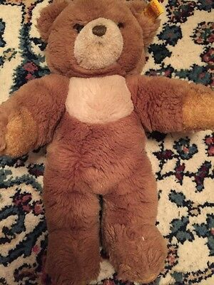 Used Steiff Plush Bear