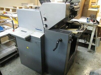Heidelberg QM46-2 Color Press