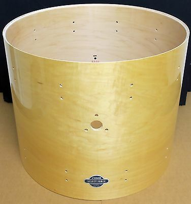 NEW Sonor Select Force 22 x 17 1/2 Maple Bass Drum, Natural Lacquer (Ascent)