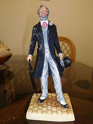 """Royal Doulton """"Sir Henry Doulton"""" 1997 Limited Edition Statue No.262 HN3891"""