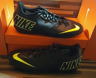 NIKE ... football boots/trainers/ astro turf uk 8.5 mens