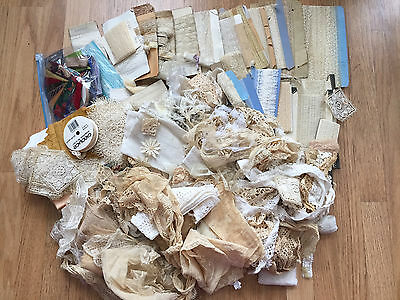 Antique Lace Lot Absolutely Wonderful Estate Find