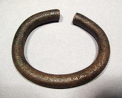 Celtic Warrior Bronze Armlet Torque Hallstatt Culture 800 to 475 BC