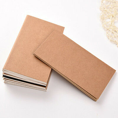 Travelers Notebook Refill Pocket Stationery Journal Planner Diary Organizers