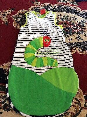 The very hungry caterpillar baby sleeping bag 6 - 18 months