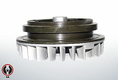 Lambretta LI 12V Lightened Flywheel Magneto Large Cone