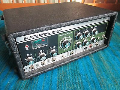Roland RE-201 Space Echo 80's Vintage - Serviced & Fully Maintained - B18