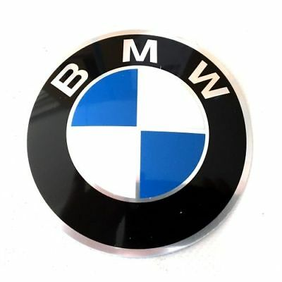 motorhaube emblem bmw 82mm heckklappe oem qualit t. Black Bedroom Furniture Sets. Home Design Ideas