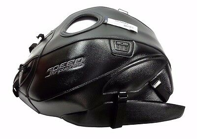 Triumph Speed Triple R 1050 2016 BAGSTER TANK COVER protector BLACK + MAT 1712A