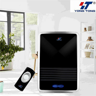 25 Tune Chime Melody Control Security Wireless Digital Receiver Doorbell Remote