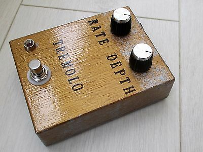 Tremolo Effect Pedal