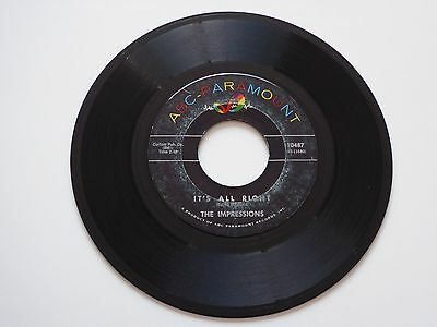 The Impressions - It's All Right