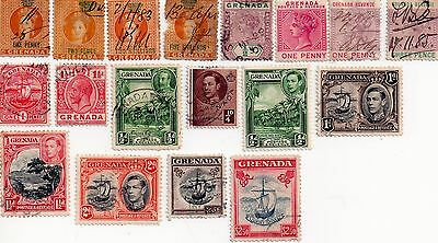 commonwealth stamps, grenada
