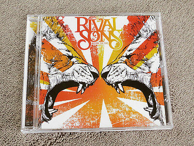 RIVAL SONS - Before The Fire - CD
