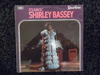 Shirley Bassey It's Magic Vinyl Lp