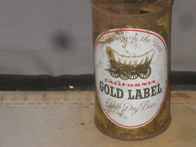 California   Gold  Label  Nice  Lookin  Solid   Flat Top