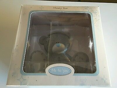 me to you money box boxed. Kid gift. Present NEW