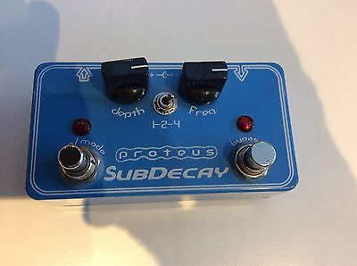 Subdecay Proteus Autowah And Sample/Hold Filter