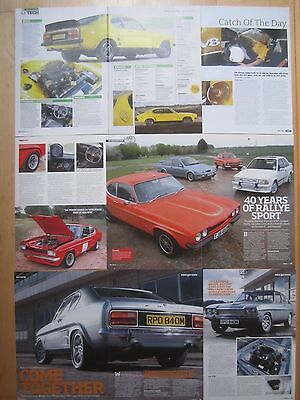 Ford Capri Mk.I RS3100 Buying Guide & Reports, 3.0GXL Restored, Perana V8 RS2600