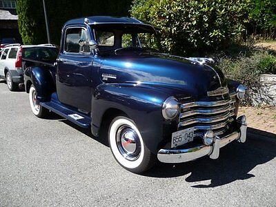 1953 Chevrolet Other Pickups  Classic 1953 Chevrolet 1300