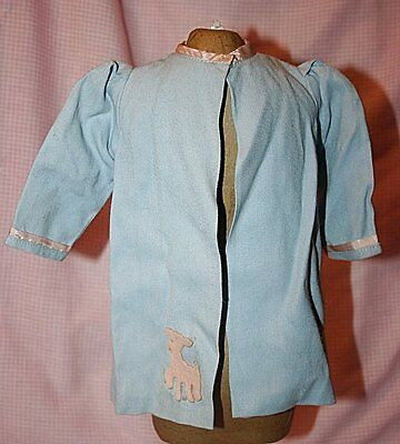 """1950's Tagged Terri Lee 16"""" Doll Coat Clothes"""