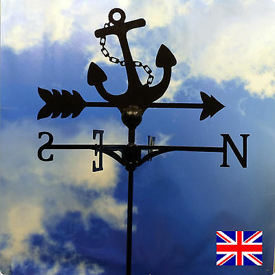 High Quality British Made Anchor Weathervanes.(102)