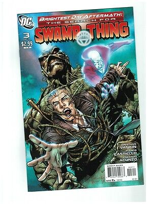 Search For Swamp Thing # 3 NM Marvel Comics