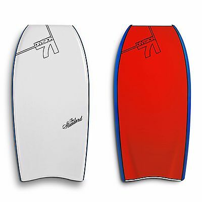 """Catch Surf Division 71 'the Standard - 42""""' Bodyboard D71 White & Red"""