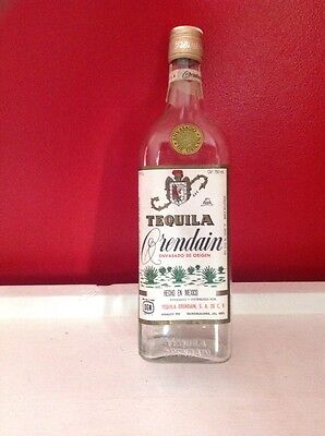 RARE Bottle - Empty Orendain Tequila - Mexican