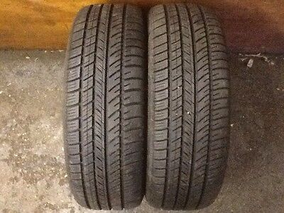 2 X 195 60 15 (88H) Michelin Energy Part Worn Tyres (8mm Tread)