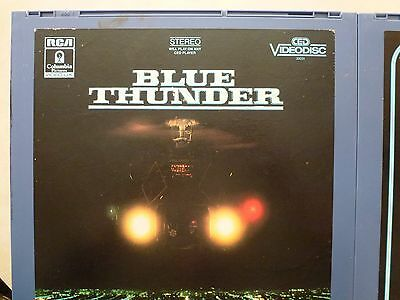Blue Thunder- Laser Disc.(Collectable)