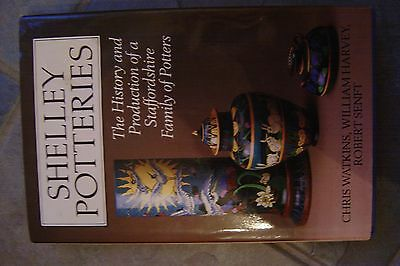 Shelley Potteries Book