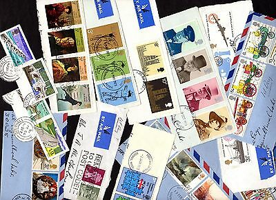Stamps ~ FIRST DAY Issues & Postmarks on PIECE ~ Unsorted
