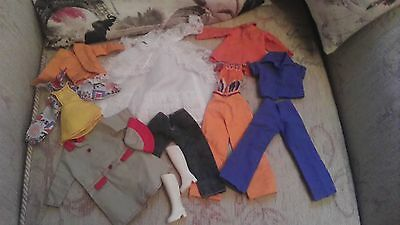 1970s Collection Sindy Doll  Outfits