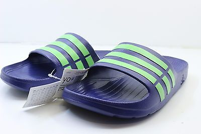 adidas Duramo Mens Sliders, Slide On Pool Shoes, Sandals  UK size 9