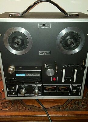 AKAI 172lL Reel to Reel Tape Recorder