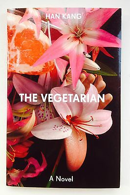 The Vegetarian by Han Kang **Double Signed 1st/1st**