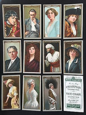Cigarette Cards & Collectables **19 R J Lea Modern Miniatures**